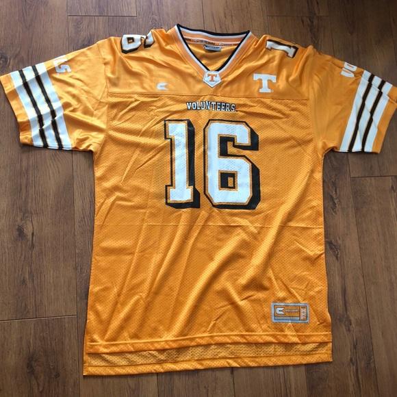 online store ecbcb 0d01d Tennessee Vols Jersey. Manning #16 - XXL